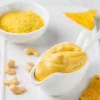 Veganer Nacho Käse Dip - Schnell und Einfach